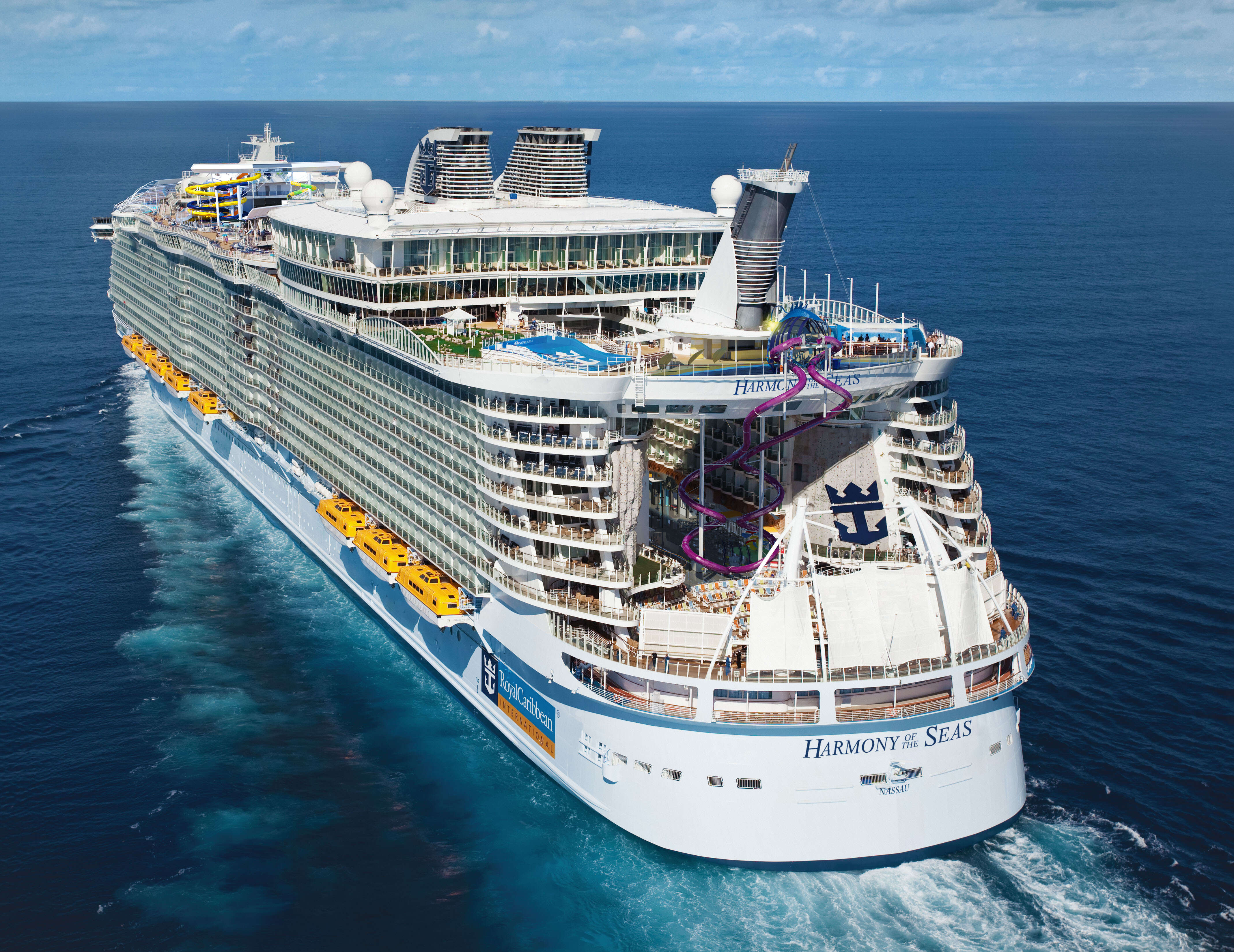 New Cruise Ships Debuting this Fall in the Caribbean