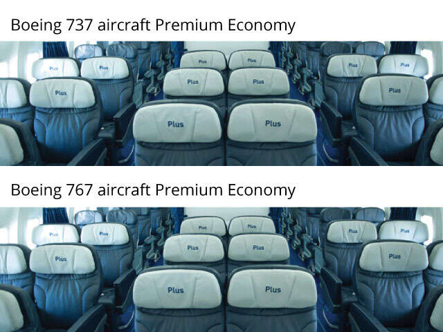 West Jet's Premium Economy: Say Good Bye To The Middle Seat