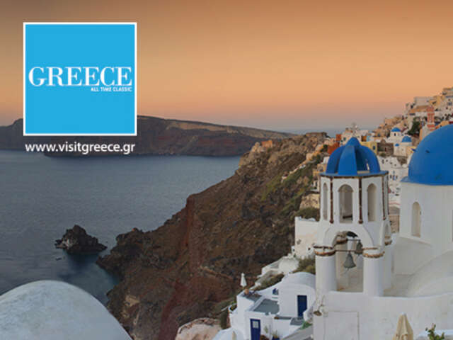 Visit Greece - Where love was born