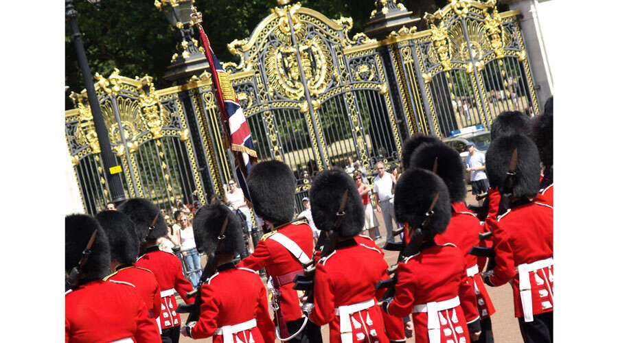 An Inside Scoop on the Changing of the Guard