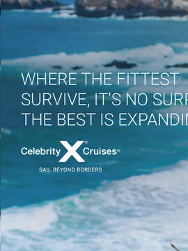 Let's evolve your idea of a Galapagos vacation with Celebrity Cruises!