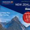 Unforgettable New Zealand- Australian Pacific Touring