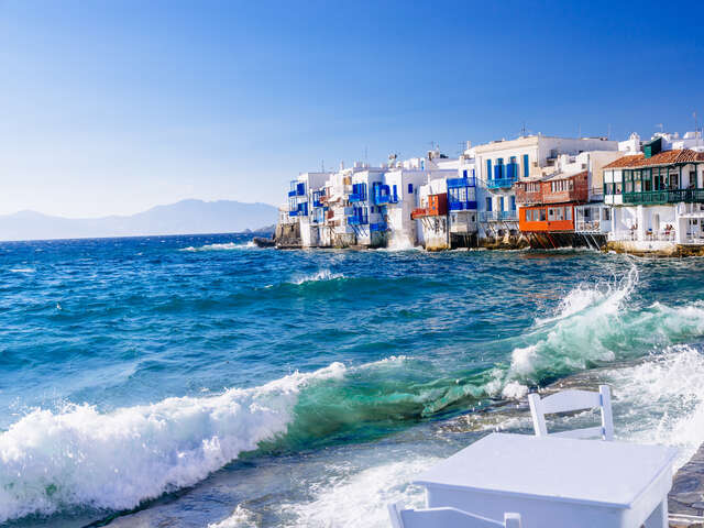 Europe in the Summer: Italy and Greece