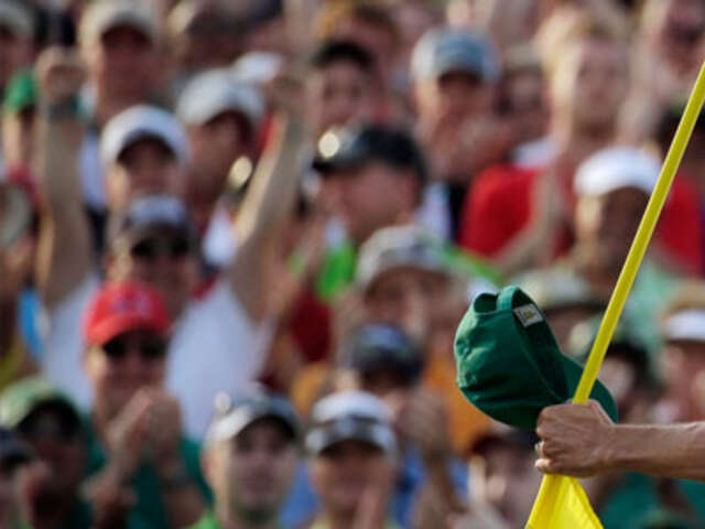 Travel Leaders Network Exclusive Masters Golf Tournament Package