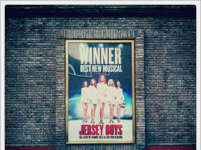 "Norwegian Bliss to Feature Tony Award®-Winning Musical ""Jersey Boys""!"