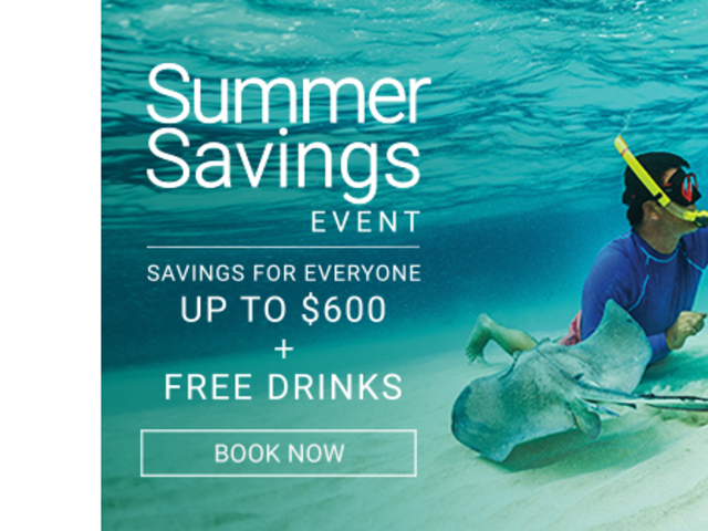 Celebrity Cruises Savings for EVERYONE up to $600