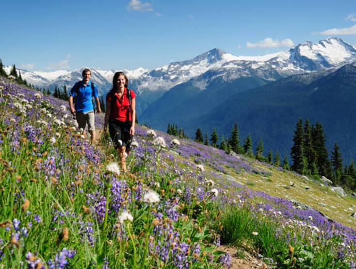 Great Deals at Great Heights at North America's Top Mountain Resorts