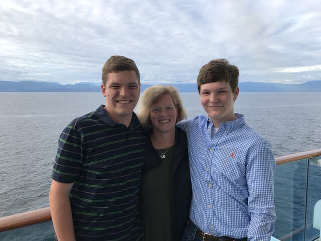 Alaska Cruising with Teens