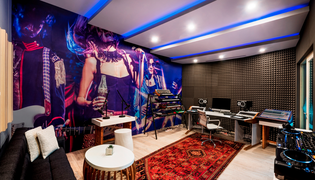 Travel like a Rock Star: W Hotels' Sound Suites