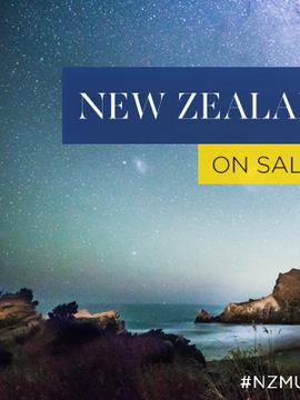 It's Not a Dream. It's New Zealand.