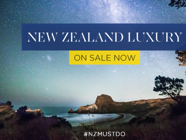 It's Not a Dream. It's New Zealand.
