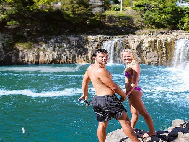 Island and Rainforest (Start Whitsundays) (Start Whitsundays, end Cairns)
