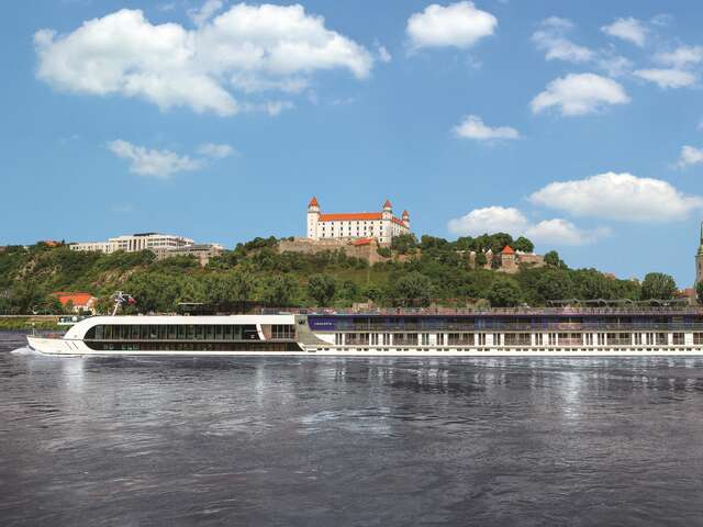 Legendary Danube with Prague Extension