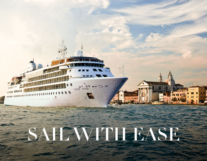 NEW! Pay in Canadian Dollars for your Silversea Luxury Cruise