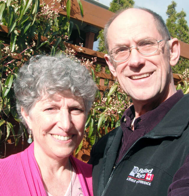 Rev Ross & Jeannie White