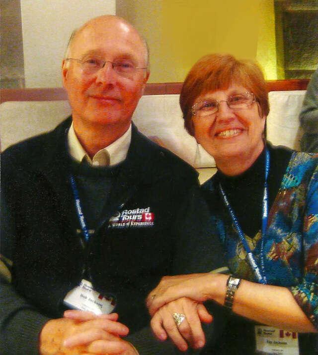 Rev Dr Bob & Fay Jackson
