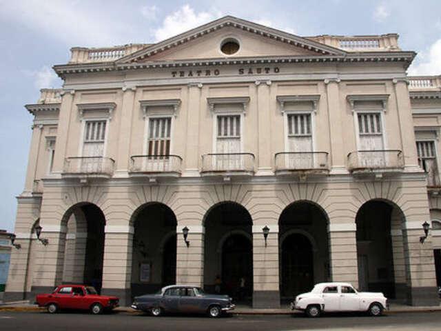 Teatro Sauto Matanzas