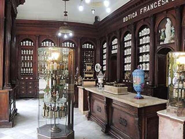 Pharmaceutical Museum Matanzas