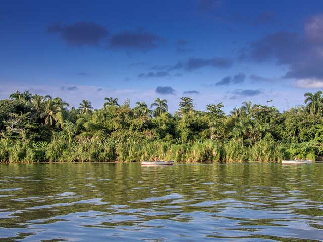 Boat Ride Baracoa