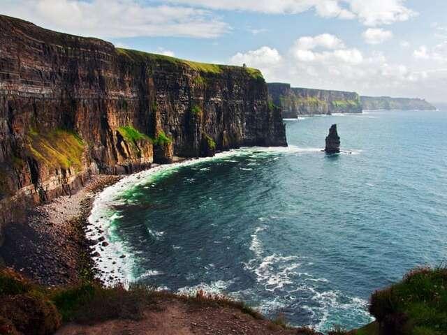 YOU DON'T HAVE TO BE IRISH TO ENJOY IRELAND