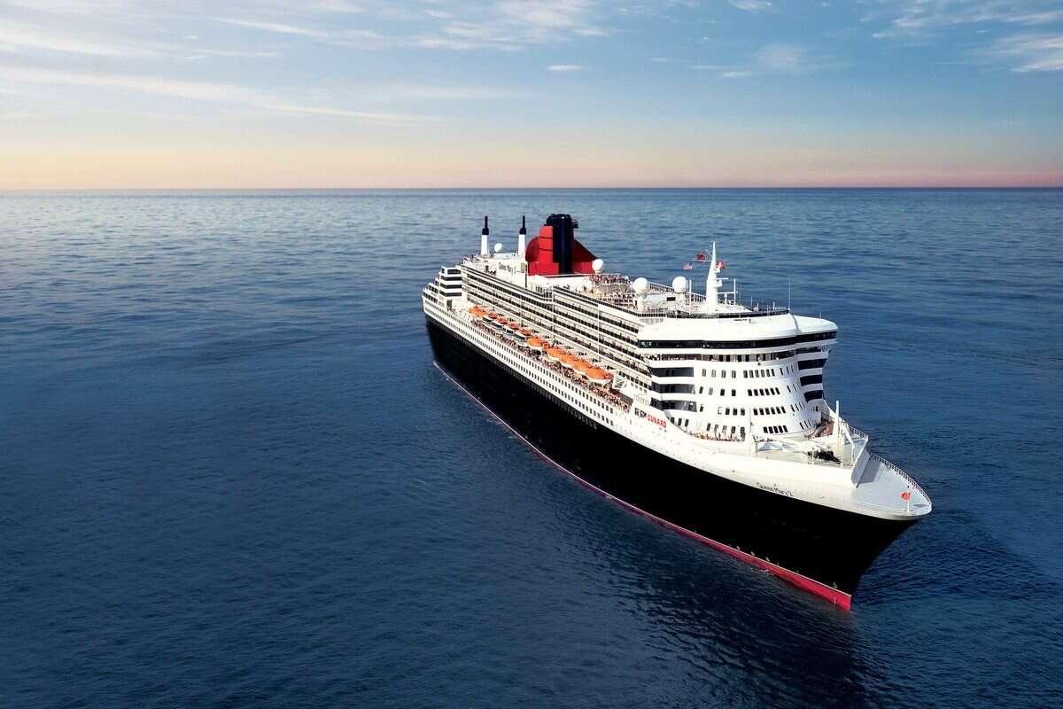 Cunard Cruise Japan May 2020