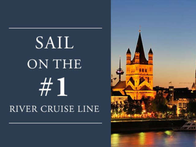 2018 Viking River Cruises - 2-for-1 Cruise plus $299* Air!