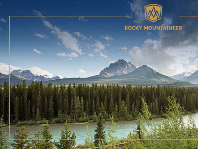The Perfect Pair: Rocky Mountaineer with an Alaskan Cruise
