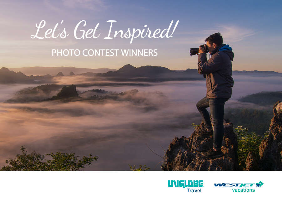 Let's Get Inspired Photo Contest - Winning Entries