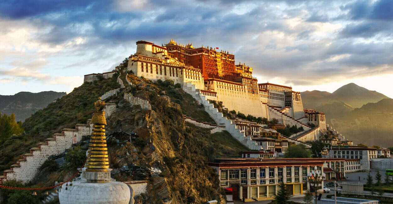 TRAVELWITHDENNIS  - TIBET ROOF OF THE WORLD 2020