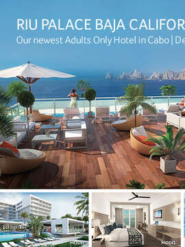 RIU's newest Adults Only Hotel in Cabo