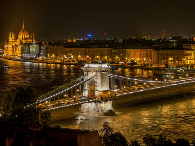 2019 Luxury Danube River Cruise (SOLD OUT)