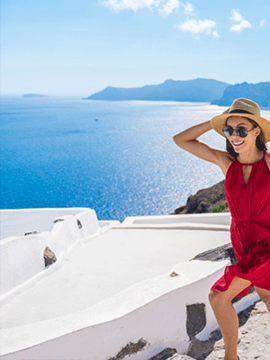 Go to Greece - with TravelBound!