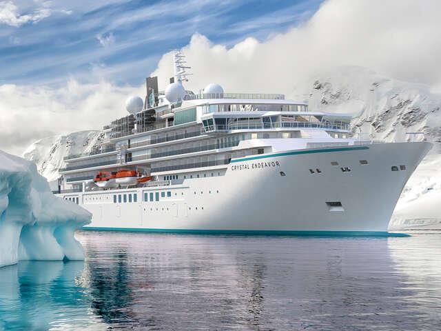 Crystal Releases Voyage Planner for Crystal Endeavor