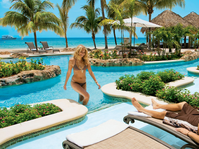 Sandals Resorts - Luxury All Included for Vegans too!