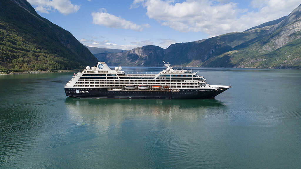 Welcome to the New Azamara Pursuit