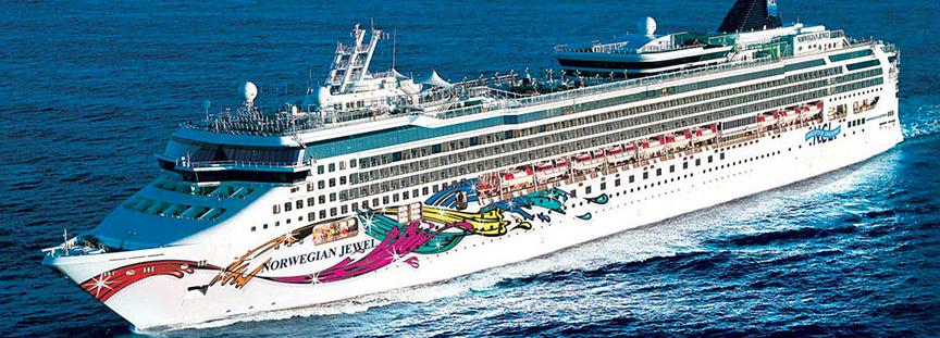 NCL Jewel 13 day cruise Honolulu to Papeete November 2019
