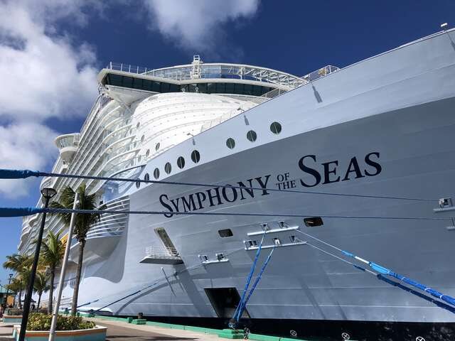 Symphony of the Seas WOW!