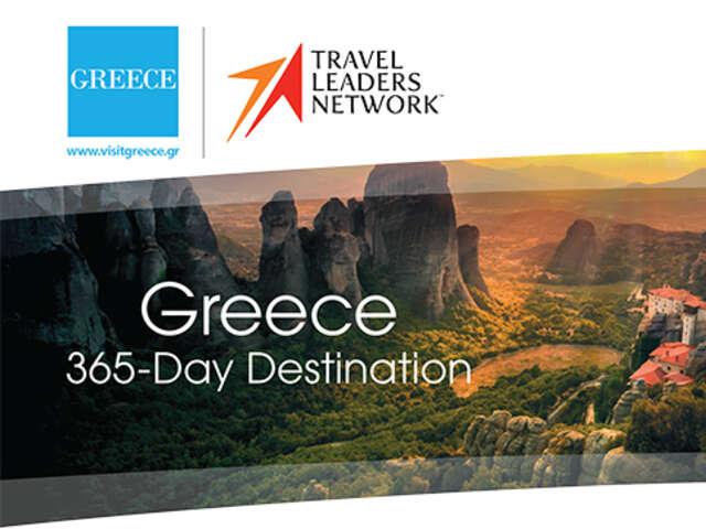 Greece: A 365-day destination