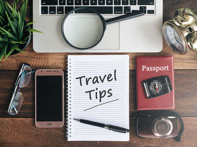 Tips to make your Holiday Journey a Smoother one