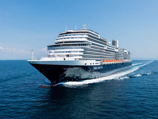 Six Holland America Line Ships Set to Explore Europe in 2020