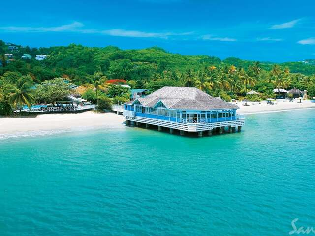 Sandals Halcyon Beach St. Lucia