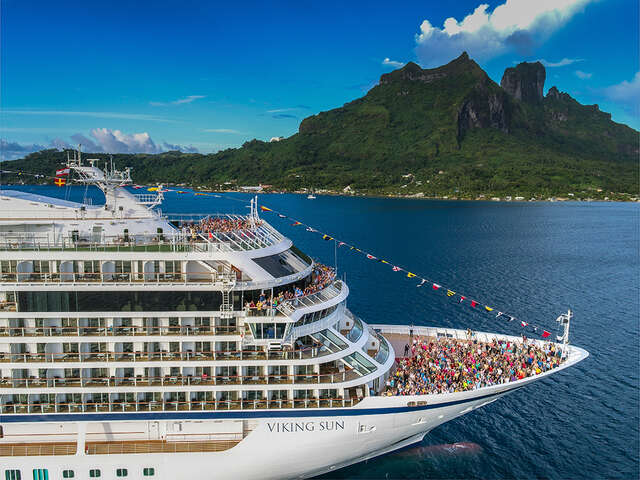 Viking Announces Newest World Cruise