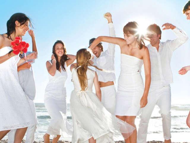 Top 10 Advantages of a Destination Wedding