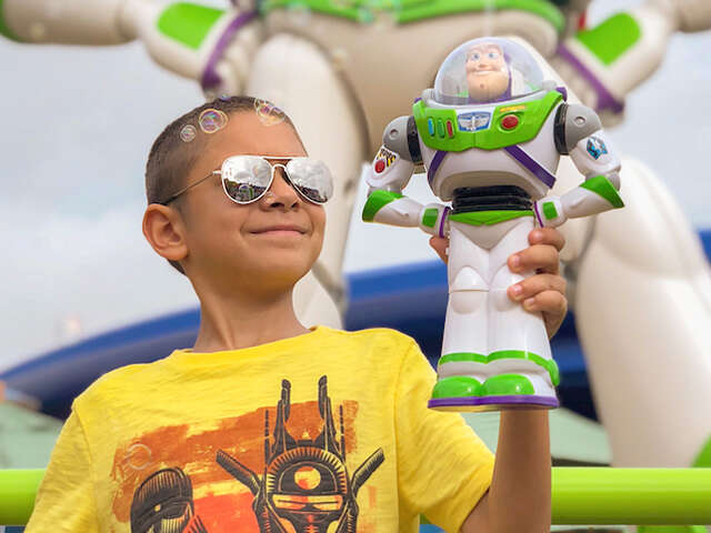 A Big New Way to Play: Toy Story Land!