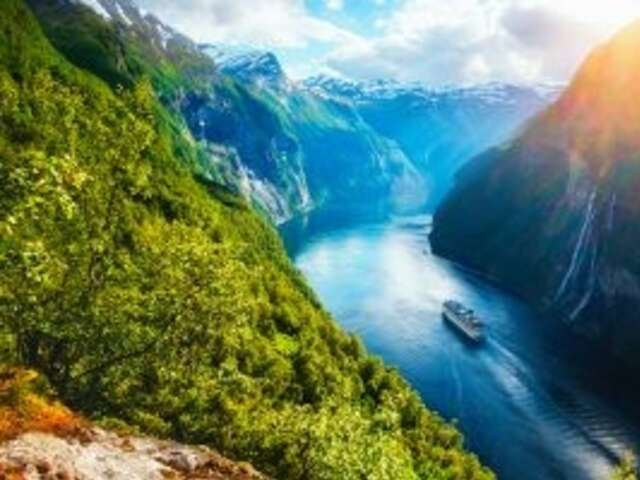 Fabled Scandinavia with Oceania Cruises