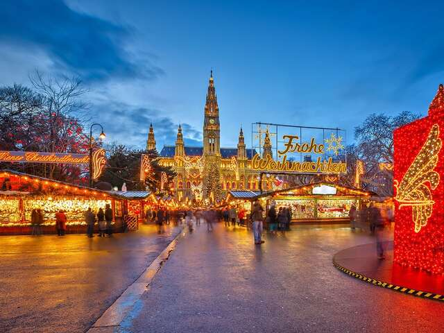 Blow Out Prices! Join Plan A Vacation with AmaWaterways Christmas Markets River Cruise