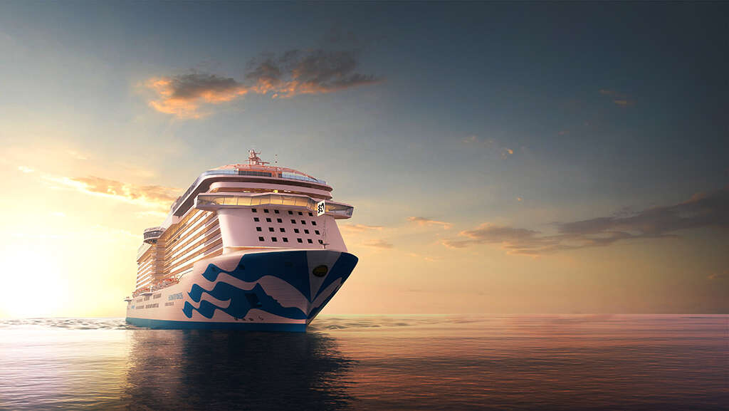 Making Waves: Princess Cruises has Three New Ships Coming