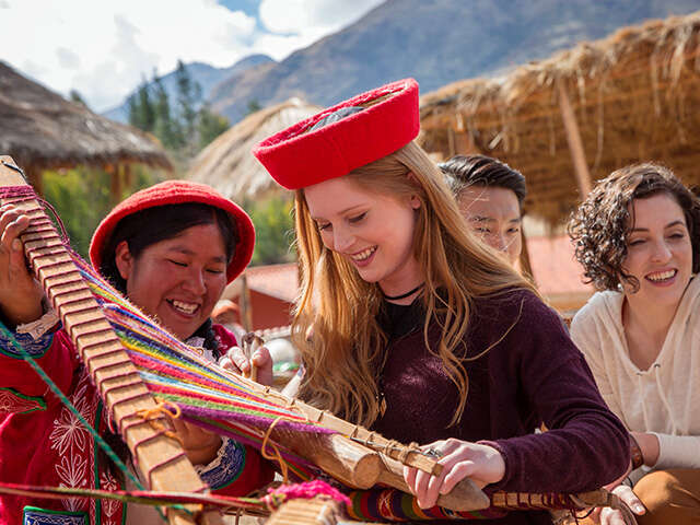 How G Adventures promotes responsible travel