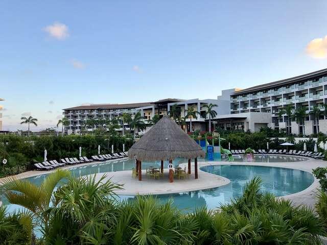 Dreams Playa Mujeres, a Family Paradise