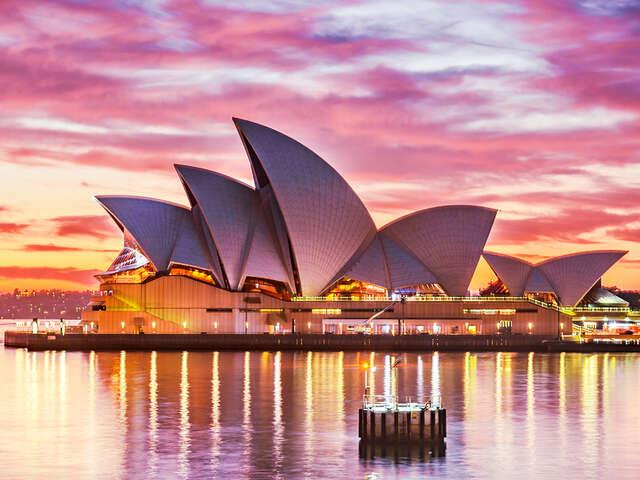 Sydney Opera House - Australia's Architectural Wonder
